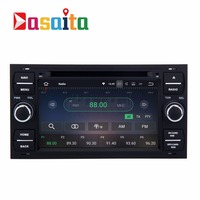 7 Android 7.1 Car DVD player For FORD Focus Galaxy S Max Fusion Fiesta Kuga Mondeo GPS radio 2Gb+16Gb quad core 64 bit PX3