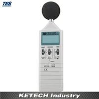 Sound Level Meter 35-130 dB 0.1dB Resolution TES1350A
