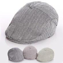 88d2b01f15ca5 Classique enfants chapeau hiver automne bébé béret chapeau enfants garçons  casquettes de Baseball enfant en bas âge chapeaux d h.