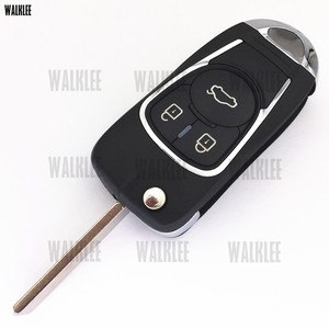 Image 2 - WALKLEE Flip Folding Remote Key Upgraded for Mercedes Benz Smart Fortwo 451 315MHz or 433MHz 2007 2015