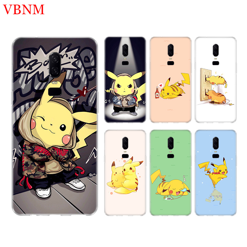 Electric Rat Funny New Phone Back Case For font b OnePlus b font font b 7