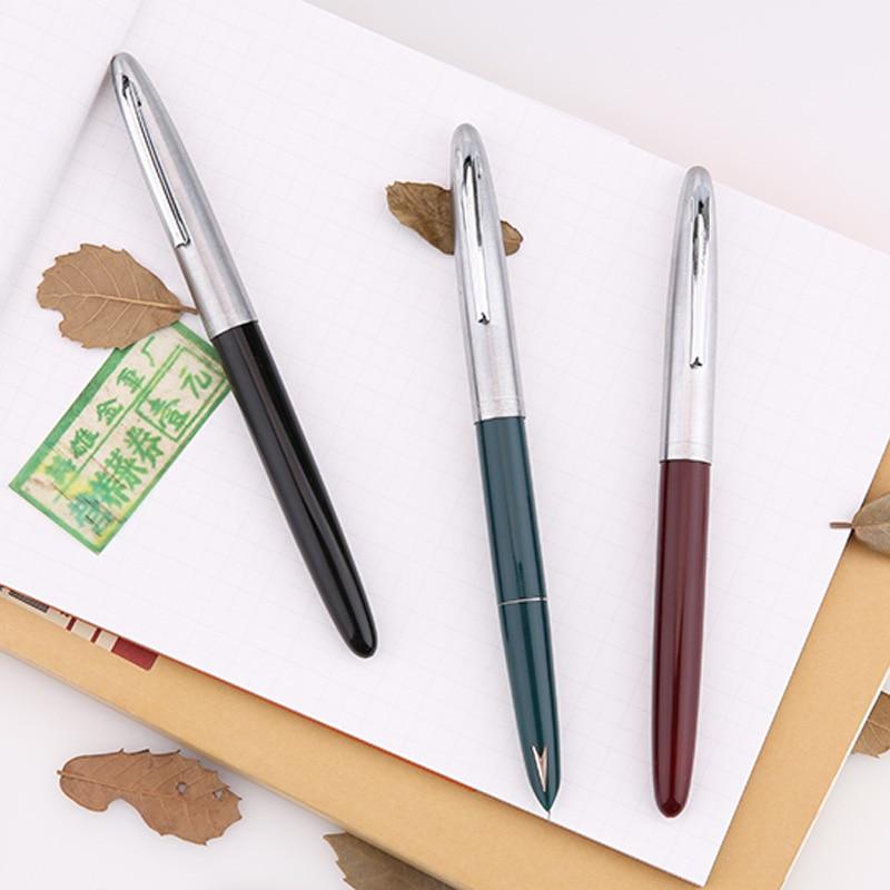 Lead 0.5 mm  NEW 10 pcs HERO 329 carbon fiber fountain pen