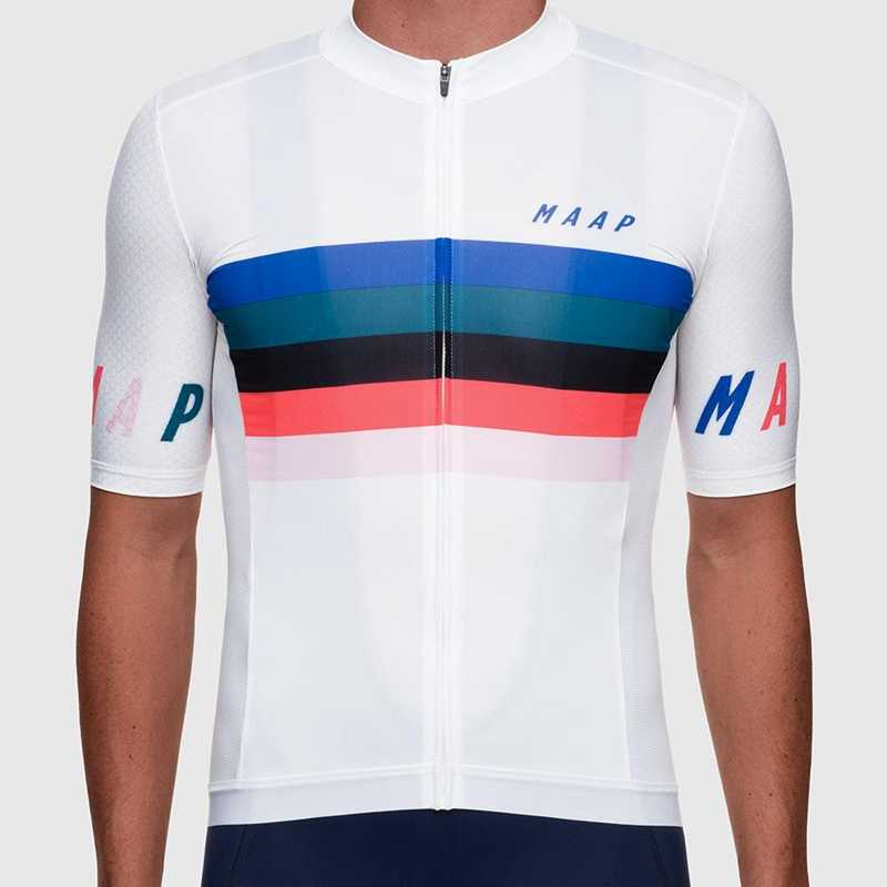 4785874da Maap Team cycling Jersey for men 2019 New style short sleeve Jersey MTB and road  riding