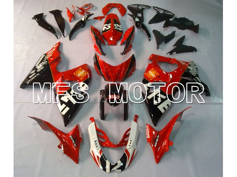 For Suzuki GSXR 1000 K9 2009 2010 2011 2012 2013 Bodywork Injection ABS Fairing Kits GSXR1000 K9 09-13 - Others - Black/Red car rear trunk security shield shade cargo cover for nissan qashqai 2008 2009 2010 2011 2012 2013 black beige