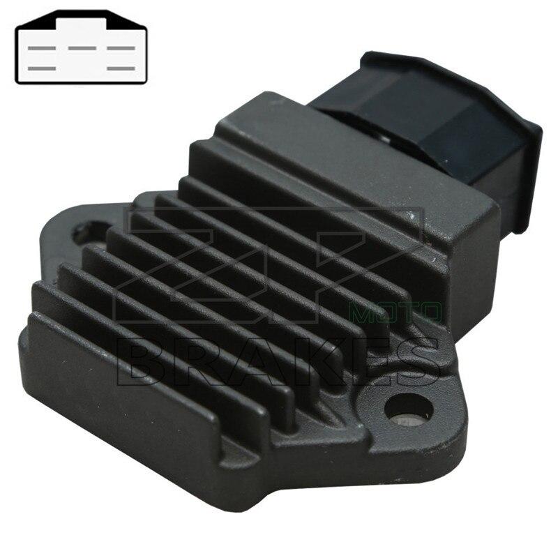 Silicon/Aluminum Voltage Regulator Rectifier For Honda VTR 1000 F VT 750 PC 800 CB 600 F CBR 900RR CBR 600F4 CB 250/400 ...