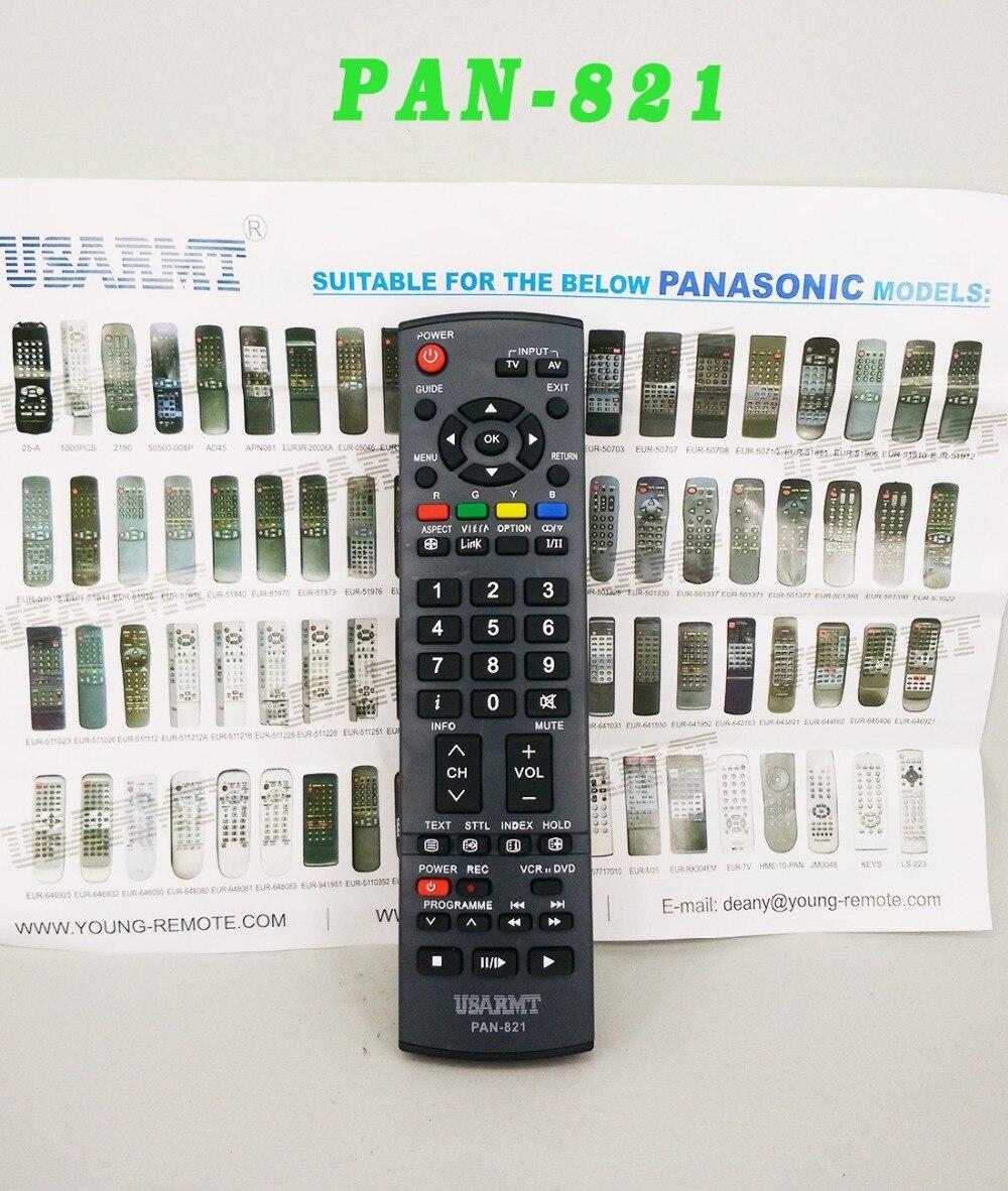 Pk Bazaar Panasonic TV new universal remote control pan 821