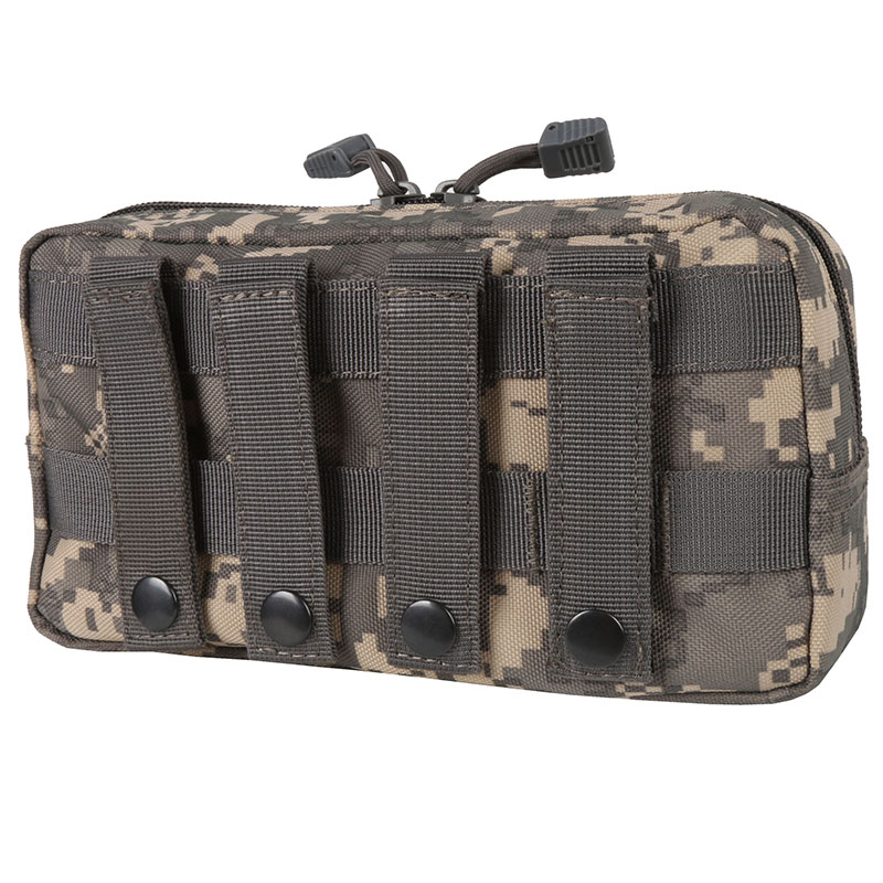 NEW Outdoor 600D Traveling Gear Molle Pouch Military Tool Drop Bag Tactical Airsoft Vest Sundries Camera Magazine Storage Bag