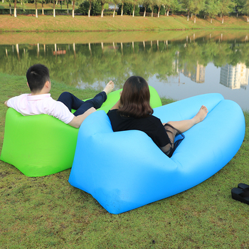 Inflatable Air Sofa Lazy Beach Bag 1