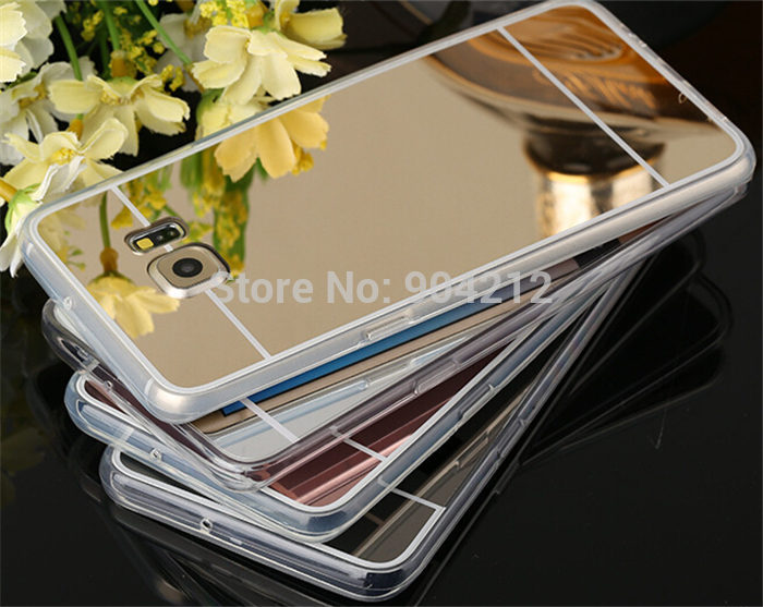 acrylic-makeup-mirror-case-gold-silver-black-rose-gold-soft-tpu-case-back-cover-for-samsung-s5-s6-s7