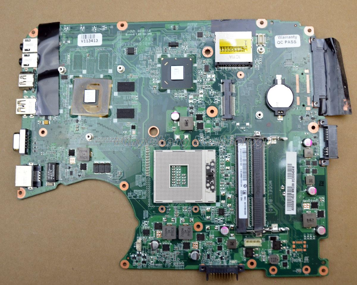 HOLYTIME laptop Motherboard For Toshiba L750 L755 A000081450 DABLBMB28A0 HM65 DDR3 REV:A non-integrated graphic card 100% testedHOLYTIME laptop Motherboard For Toshiba L750 L755 A000081450 DABLBMB28A0 HM65 DDR3 REV:A non-integrated graphic card 100% tested