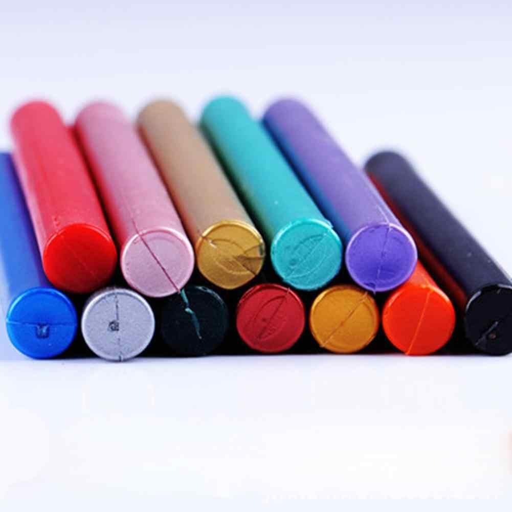 LanLan 10 шт./компл. винтажные палочки с соединяющим материалом для плавления инструмент штамп конверт приглашение