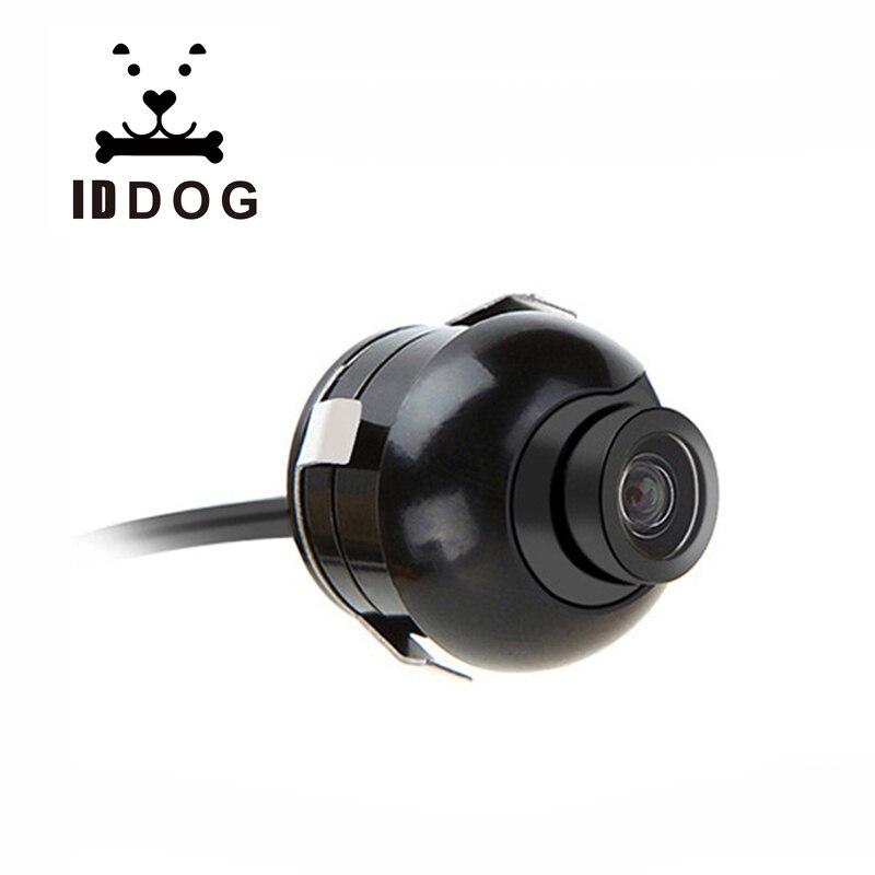 IDDOG Universal Night Vision HD CCD 360 degree Car Rear View/front/side Camera