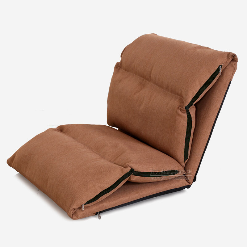 Beau Floor Seating Folding Adjustable Sleeper Chair Sofa Living Room Furniture 4  Color Lazy Couch Modern Single Foldable Sofa Chair In Chaise Lounge From ...