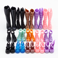 1 Pair Shoes fit Monster High Doll's Shoes Chose You Like Style Doll shoes for Monster Hight Doll Accessories DIY BJD