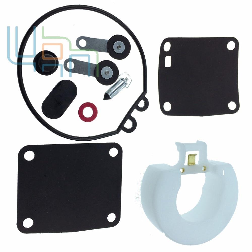 New Carburetor repair kit for Tohatsu Nissan 369-87122-1 369-871221 359087122-1 фильтр mann w67 1 w67 80 tohatsu honda