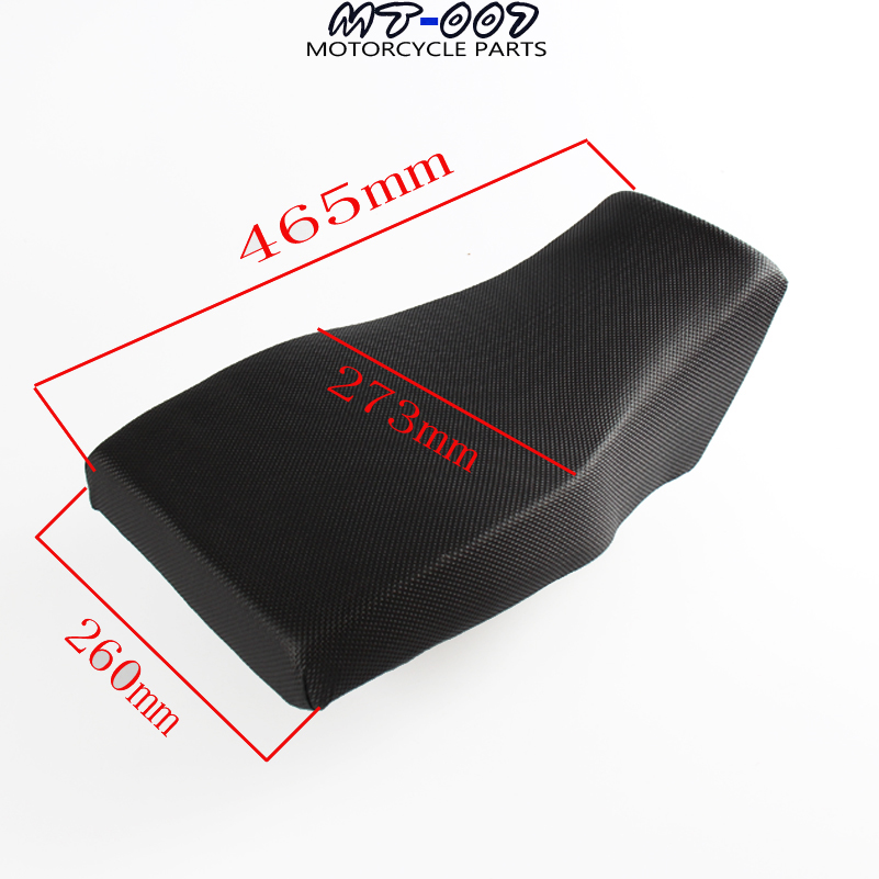 Small bull motorcycle seat cushion seat cushion sponge beach car cushion