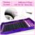 3D-6D 0.07 O Volume Dos Cílios Cílios Extensões de Camélia, Pandora Cílios, Comprimento Misturado em Uma Tira Chicote
