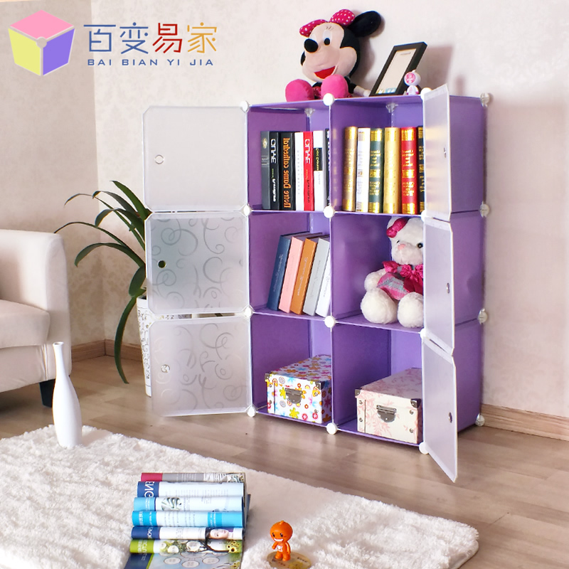 Aliexpress com   Buy Variety simple easy home free combination cabinet  American furniture assembled bookcase. Easy Home Furniture   Solar Design