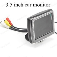 3 5 Inch TFT Digital Color LCD Small Display Screen Car Monitor Reverse Rearview Car