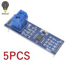 Wavgat max485 módulo RS-485 ttl para rs485 max485csa conversor módulo para arduino circuitos integrados produtos
