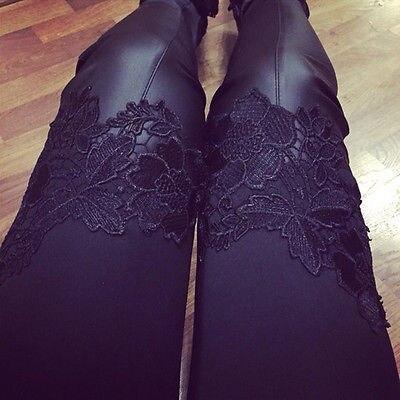 Sexy Women Skinny Jeggings Stretchy Pants Leggings Pencil Trousers S-XL Women Leggings