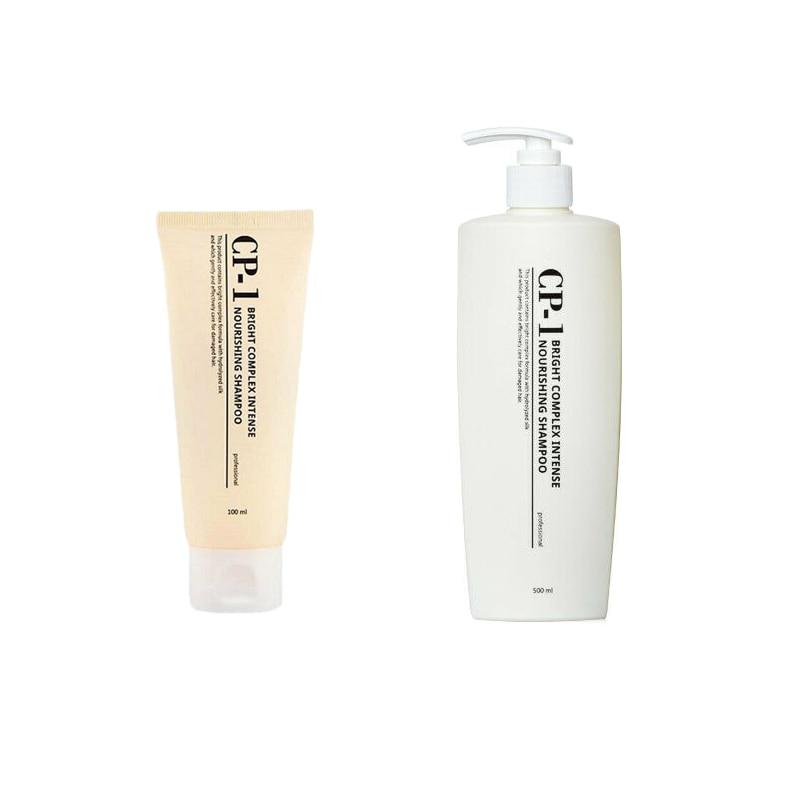 CP-1 Bright Complex Intense Nourishing Shampoo 1pcs Dry Frizzy Damaged Hair Treatment Shampoo Hair Care Repair Straightening