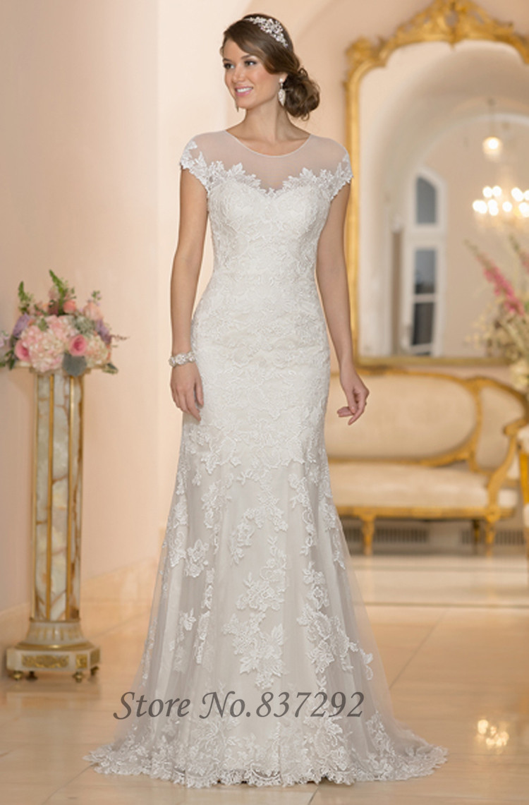 Romantic Vintage Wedding Dresses - Ocodea.com