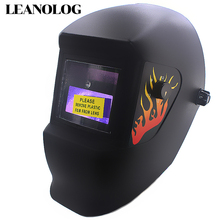 цена на LED Light Li Battery /Solar Automatic Darkening Welding Helmet/Mask Eyes Protection Welder Cap Welding Lens for Welding Machine