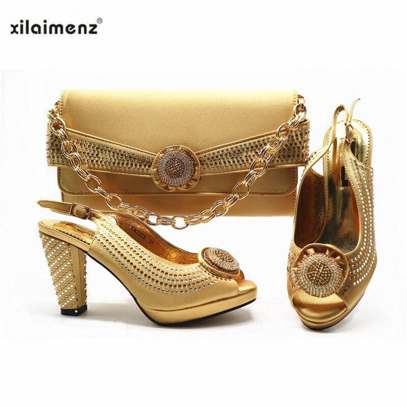 silver Estilo Nueva Y Encuentro Púrpura Tacones purple brown Zapatos Bolsa Moda Super gold Juego Zapato Italiano Africana Color Damas Maduro as Blue Picture gFBrqgP