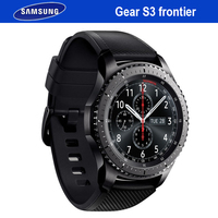 Samsung Шестерни S3 Frontier Smartwatch gps Bluetooth Фитнес сердечного ритма открытый умные часы Водонепроницаемый для iPhone, Android