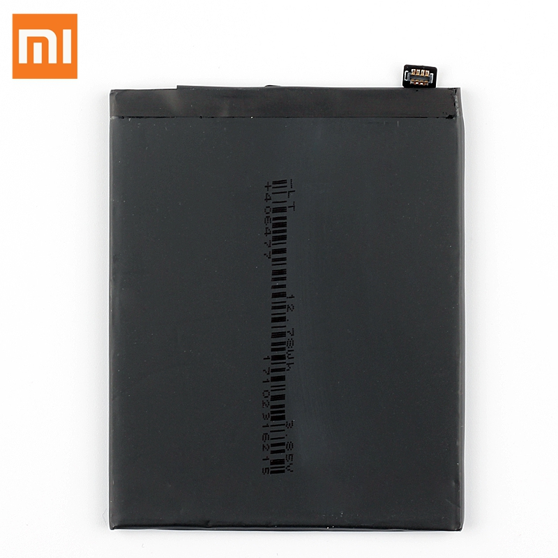 Original XIAOMI BM3B Replacement Battery For Xiaomi MIX2 MIX 2 BM3B Authentic Phone Batteries 3400mAh in Mobile Phone Batteries from Cellphones Telecommunications