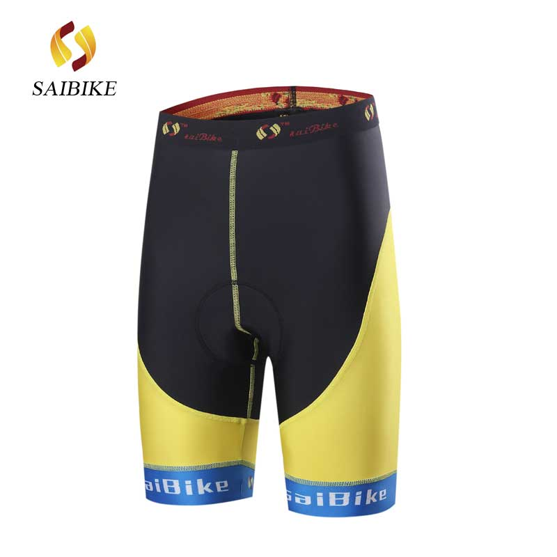 saiBike Cycling clothing Cycling Shorts ropa ciclismo Bike shorts Team bike bicycle Cycling jersey short sleeve sports wear