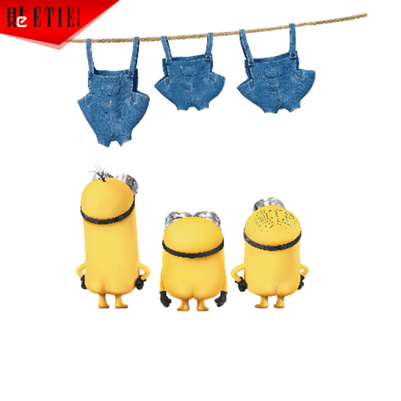 2015 minions summer funny car stickers new design car styling window sticker printing vinyl reflective car sticker on aliexpress com alibaba group