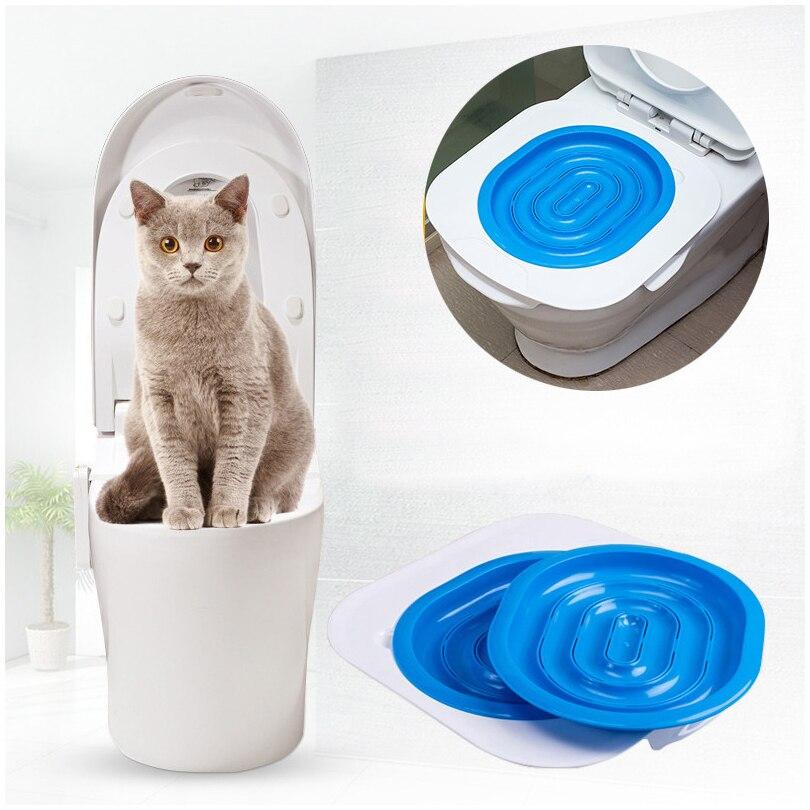 Inspirational toilet Shaped Dog Bowl