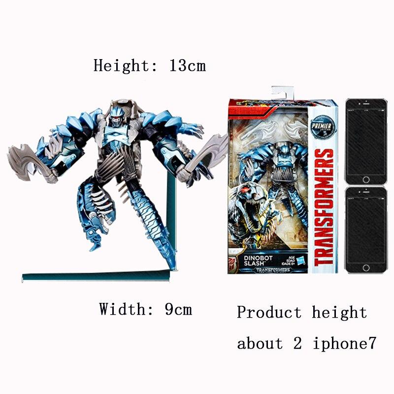 Transformers Genuine Movie 5 Classic Enhanced Slash Iron Slag Children Boy Toy
