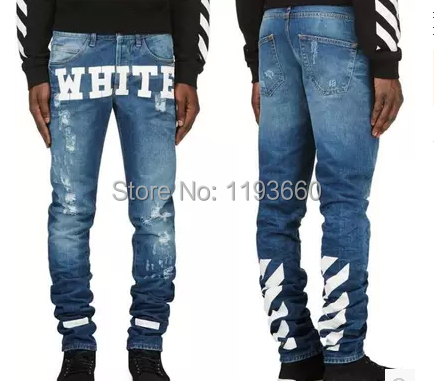 Rare New 2015 US hip hop skate kanye west off white Virgil Abloh ...