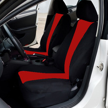 Hot sale Universal Car Seat Cover Polyester Fit Most Cases Protector Covers 6 Colours Ventilation and dust