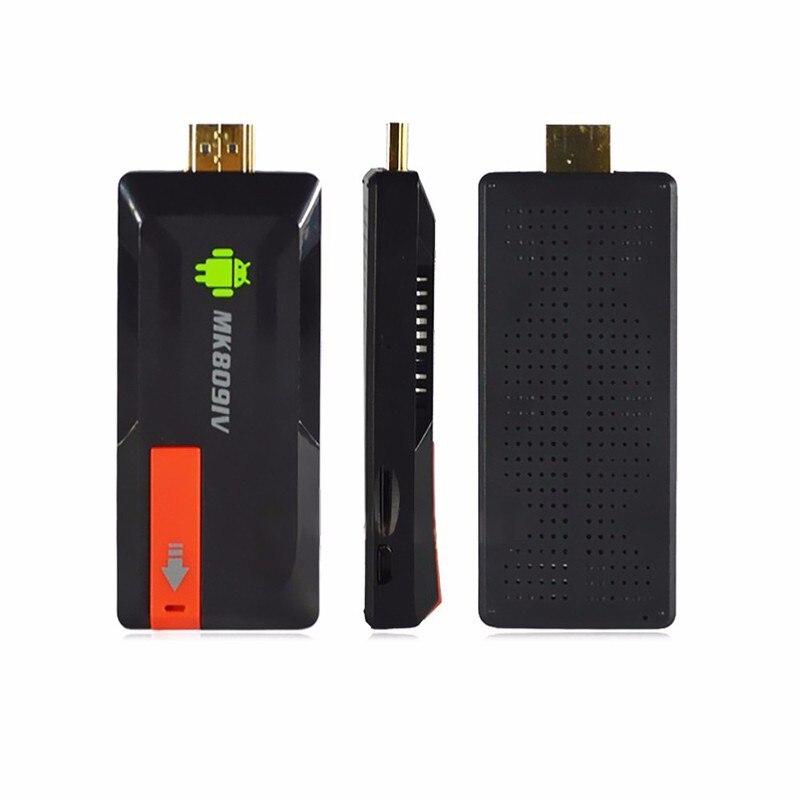 MK809IV Rockchip Rk3229 Quad Core Android 5.1 TV Stick 2GB/8GB KODI Bluetooth Wifi HDMI TV Dongle Mini PC