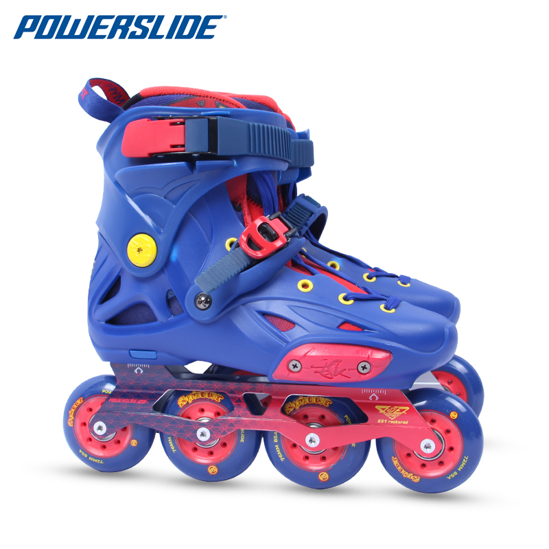 Sport & Unterhaltung Besorgt 100% Original Power Superman Hawk Inline Skates Erwachsene Roller Skating Schuhe Slalom Schiebe Freies Skating Patines Adulto Skate-schuhe