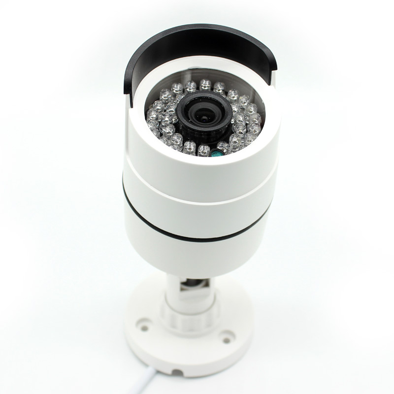 HD 1920 1080 2MP CCTV Security POE IP network camera Outdoor Bullet ONVIF H 265 H 264 in Surveillance Cameras from Security Protection