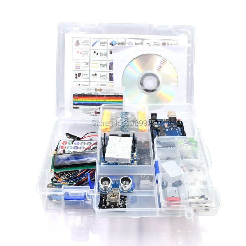 Reprap Ramps 1 4 Kit With Mega 2560 r3 Heatbed mk2b 12864 LCD Controller DRV8825 Mechanical