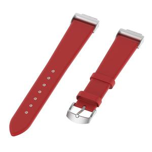 Image 3 - Genuine Leather Wristband Watch Band Strap Inspire Inspire HR Fitness Trackers Replacement Watch Band Strap For Fitbit