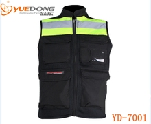 Motorcycle riding reflective vest uniforms fluorescent travel safety clothing vest motorcycle mesh riding jacket