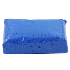 Image 3 - 180/100グラム洗車粘土ディテール青魔法粘土自動車クリーンクレイバーミニハンドヘルド洗車機