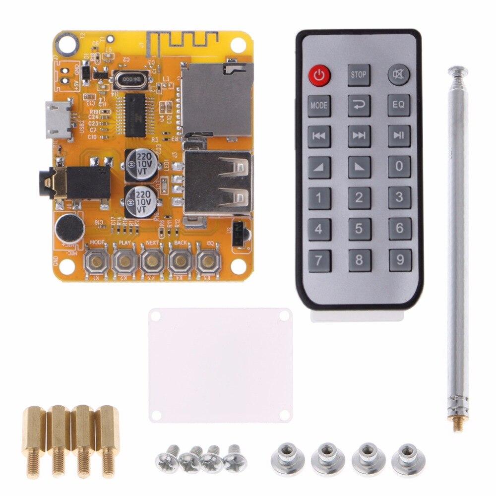 <font><b>Bluetooth</b></font> 4.2 беспроводной приемник аудио доска стерео усилитель звука модуль 5 В DIY bluetooths модуль