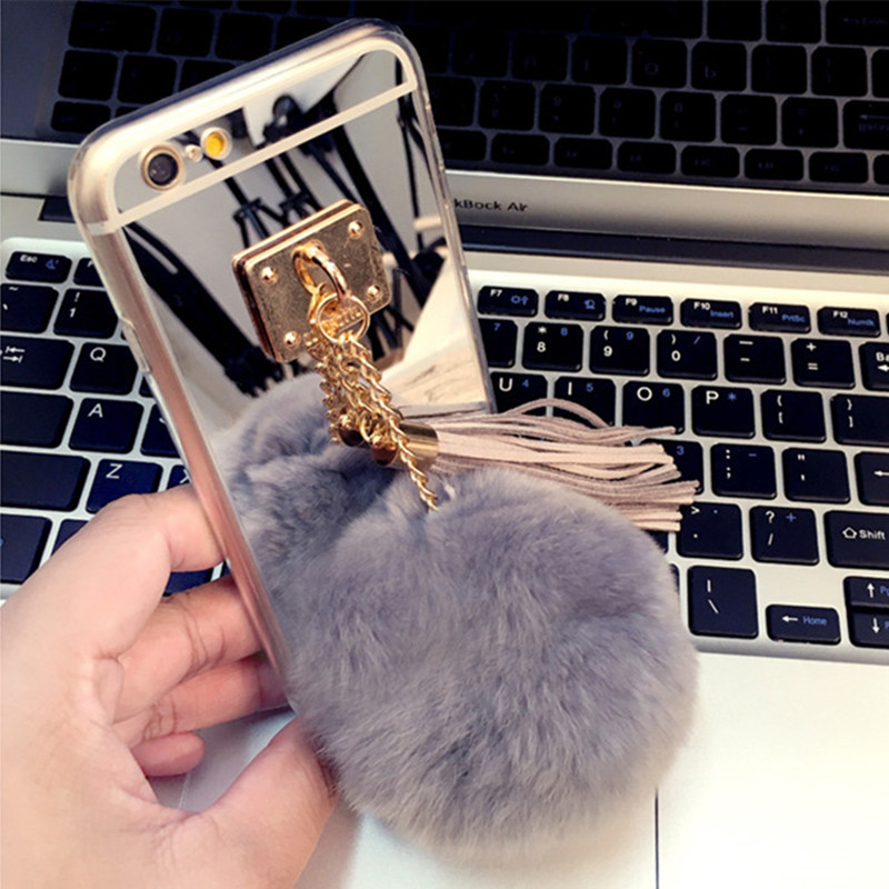 iphone 7 case pompom