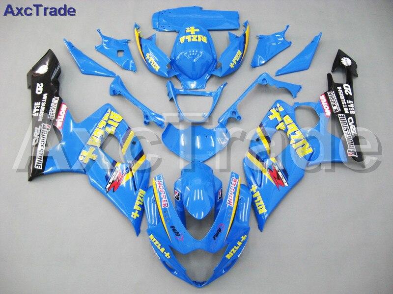Motorcycle Bodywork Fairing Kit For Suzuki GSXR1000 GSX R1000 GSXR GSX R 1000 2005 2006 ABS Plastic Injection Molding K5 K506
