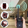 Горячие про RF шпионские детекторы ошибок полный частотный сканер уборочная машина GSM GPS трекер CDMA детекторы сигнала