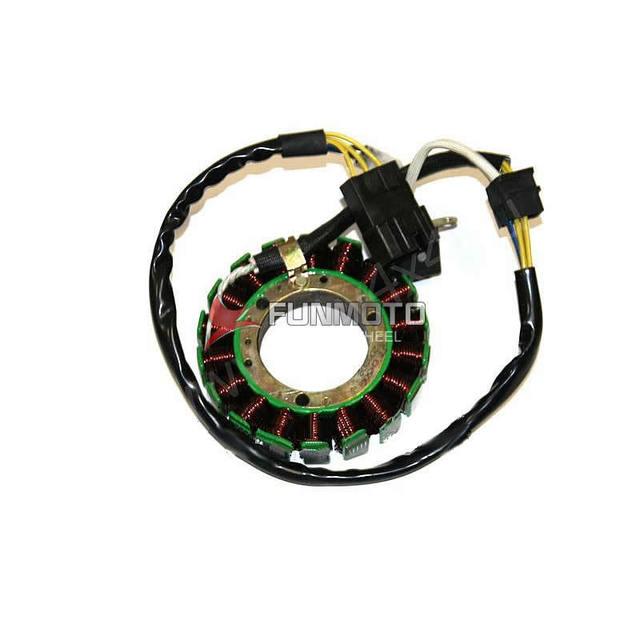 Magnético Del Estator Del motor repuestos para motor CF188 CF500 CFMOTO piezas del motor número de piezas es 0180-032000
