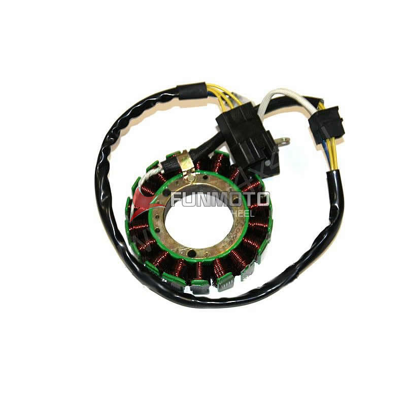 Magnetic motor Stator engine parts for CFMOTO CF500 CF188 engine parts parts number is 0180-032000 middle driven gear for cfmoto cf500 x5 atv cf1800 engine parts number 0180 091002